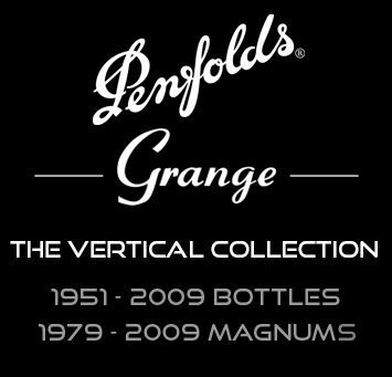 Penfolds Grange-vertical-collection